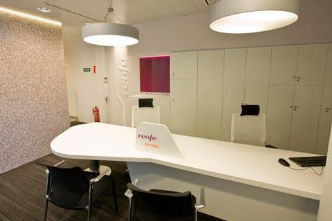 Proyectos rea 3 for Oficina renfe pamplona